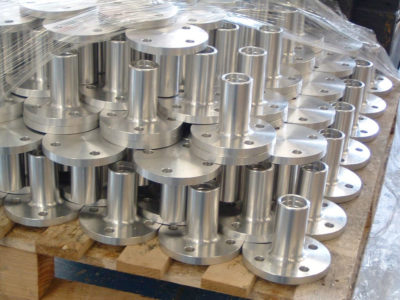 Top Hat Machined Forgings